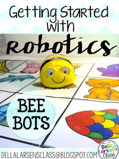 'Teachers Pay Teachers' site, that offers some great activities using the Beebot