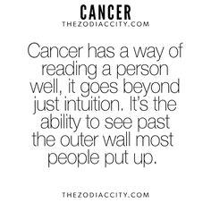 Zodiac Cancer Facts. For more zodiac fun facts, click here.