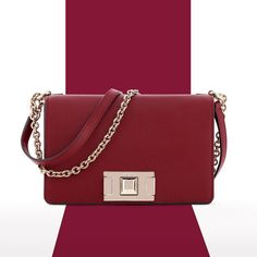 Perfect in red cherry: meet the Furla Mimì mini crossbody. Red Suit, Furla, Suits You, Cool Toys, Shoulder Bag, Mini, Cherry, Bags, Accessories