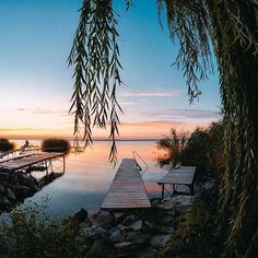 Un coin de nature paisible au bord de l'eau. + her grandma joined a fisherman to welcome a mystic sunrise over Balaton Lake in Zanka, Beautiful Places To Visit, Beautiful World, Places To Travel, Places To Go, Paradise On Earth, Adventure Is Out There, Amazing Destinations, The Great Outdoors, Adventure Travel