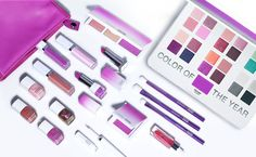 Set the tone for seasons ahead with mesmerizing #RadiantOrchid. In this limited-edition collection of color essentials, the versatile shade unfolds all of its wildly wearable dimensions. Read more on the Glossy! #Sephora @PANTONE COLOR #SephoraPantone