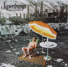 Supertramp - Crisis? What Crisis? (Vinyl, LP, Album) at Discogs