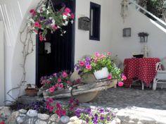 "Kalimera from sunny Crete! Book Early and Enjoy this ""Magic Place"", Loutro! Hotel Porto Loutro http://www.cretetravel.com/hotel/porto-loutro"