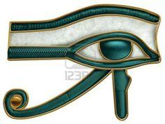 Houras eye...pharaoh guard symbol