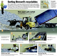 How Recycling Gets Sorted Florida Style