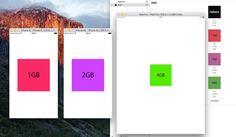 Xcode confirma que el iPhone 6s y iPhone 6s Plus llevan 2GB de RAM y el iPad Pro 4