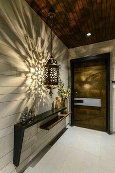 New House Entrance Table Front Doors Ideas House Design, Door Design, Foyer Design, Home, New Homes, House Interior, Entrance Decor, Home Entrance Decor, Entrance Design