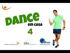 AULA 4 - DANCE EM CASA - Divertida e fácil dançar - www.exerciciosaerobicos.net - YouTube