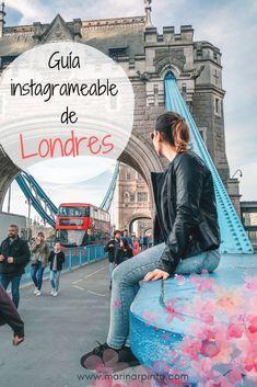 Dónde sacar las mejores fotos en Londres: los lugares más instagrameables - Marina Visuals Westminster, Big Ben, Plan Your Trip, Travel Tips, Europe, London, Adventure, Vacation, Instagram