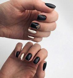 Winter Nails Designs - My Cool Nail Designs White Nail Designs, Beautiful Nail Designs, Beautiful Nail Art, Cool Nail Designs, Gorgeous Nails, Long Gel Nails, New Year's Nails, Christmas Nail Designs, Christmas Nails