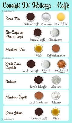Beauty Tips: How to Reuse Coffee Funds or - Consigli Di Bellezza: Come Riutil Eco Beauty, Organic Beauty, Organic Skin Care, Beauty Skin, Organic Makeup, Natural Beauty, Beauty Tips For Face, Beauty Hacks, Olive Oil For Face