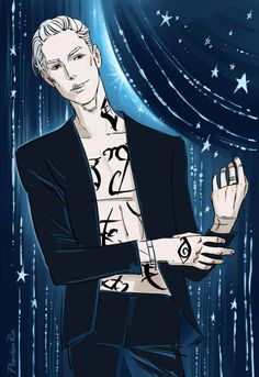 """Jonathan Christopher Morgenstern p.s. It somehow gives off a perfume commercial feel.""""Pure Evil"""" let's name it lol"""
