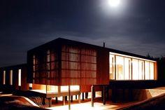 Loft Punta de Lobos, Pichilemu, Chile // Diseño by LAARQ Arquitectos.