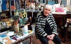 Mary Fedden - Primitive artist. 1950-2012