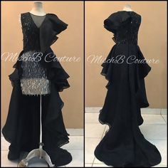 Couture dress by MischB Couture