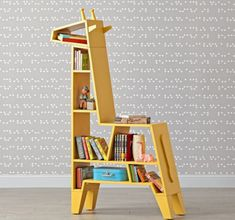 Une bibliothèque design pour les enfants – FramboiseMood