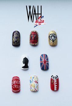 Jubilee nails!