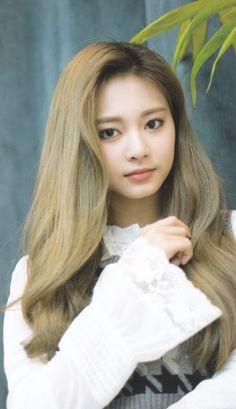 Twice-Tzuyu Dicon Mini Photobook Scan Nayeon, South Korean Girls, Korean Girl Groups, Tzuyu And Sana, Taehyung, I Fancy You, Chou Tzu Yu, Twice Once, Brave Girl