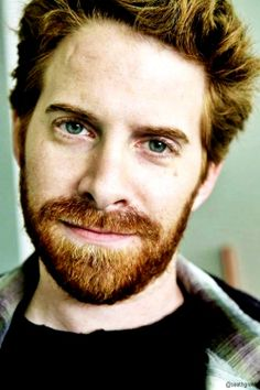 Seth Green...he's a total dork but still adorable!