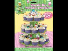 Pésentoir à Cupcakes folie