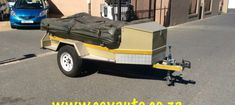 2015 Bantam Camping Trailer R49999 | CEY AUTO Pre-Owned Sales + Park & Sell 0212044584 Camping, Park, Campsite, Parks, Campers, Rv Camping