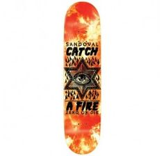 Zero Sandoval Catch A Fire 8.125