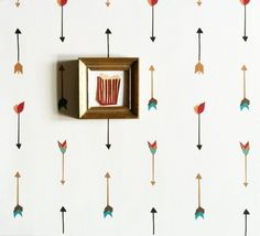 Removable Wallpaper by Kate Zaremba