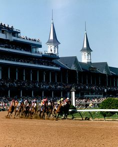 The Kentucky Derby is the oldest, continuously run sporting event in America - begun in 1875.