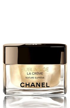 Free shipping and returns on CHANEL SUBLIMAGE La Crème Texture Suprême at Nordstrom.com. With a single key ingredient, Vanilla Planifolia—a rare botanical found in the farthest reaches of Madagascar—LA CRÈME unlocks the key to a woman's beauty and self-confidence. The ultimate skincare indulgence, LA CRÈME creates a glowing, luminous and even-toned complexion. Facial contours become visibly firmer and signs of aging seem to disappear. Enhancing the experience: a delicate, refined fragrance…