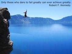 Dare ... achieve