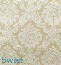 Klassiek barok behang | Swiet