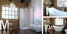 TAMSIN ALLEN / CREATIVE — Bathrooms.com | Roomset design & art direction