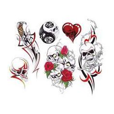 Tattoo Tattoos Design Skull Snake And Dagger Price  Picture #3628