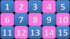Chanson pour t'apprendre à bien compter (chiffres et nombres de 1 à 20) Annie et Jean-Marc Versini