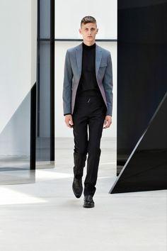 @Balenciaga Men's Spring 2014 Runway Fashion #fashion #paris #menswear