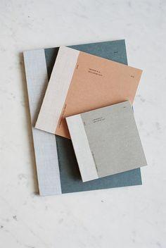 O-Check Design Graphics - Utility Notebook - Large - Plain - Blue - LAB: Design & Branding Inspiration - Graphisches Design, Buch Design, Layout Design, Print Design, Interior Design, Book Portfolio, Portfolio Examples, Fashion Portfolio, Portfolio Cover Design