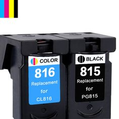 Hot 1set Ink Cartridge For Canon PG 815 CL 816 IP2780 MP236 MP259 MP288