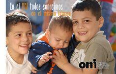 Sonreímos en el mismo idioma  http://oni.org.mx/