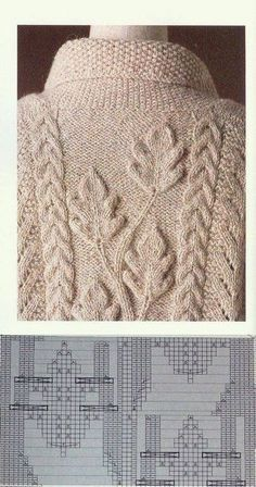 Login Cable Knitting Patterns, Knitting Stiches, Knitting Charts, Lace Knitting, Knitting Designs, Knit Patterns, Crochet Stitches, Stitch Patterns, Knit Crochet