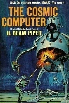 The Cosmic Computer by H. Beam Piper - free #EPUB or #Kindle download from epubBooks.com