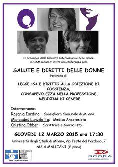 Azioni concrete: #194 e diritti delle donne