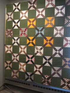 I SEW QUILTS: More Cheddar Quilts Two