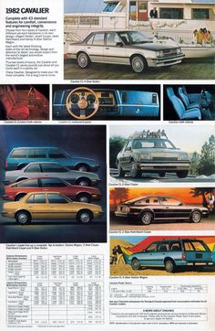 Ah, the Chevy Cavalier. It would seem that every person I know (myself included) has either owned one or at least one of its J-body cousins in the Pontiac Sunbird […] General Motors Cars, Pontiac Sunbird, Chevrolet Cavalier, Gm Car, Retro Cars, Vintage Cars, Car Memes, Car Advertising, Sweet Cars