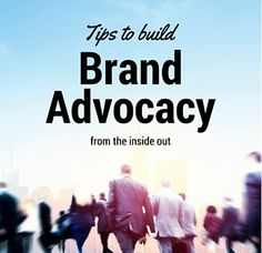 All brands strive to build advocacy and loyalty amongst their target audiences....