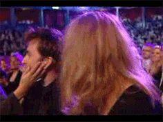 Let's all hug David!! Featuring Doctor Who behind-the-scenes hugs from Russell T. Davies, Billie Piper, Camille Coduri, Noel Clarke, Matt Smith, John Barrowman, Julie Gardner, Mark Gatiss, director Charles Palmer, and producer Susie Liggat