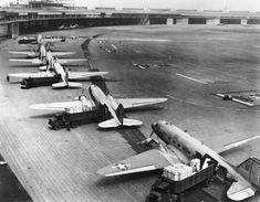 Flughafen Tempelhof 1948