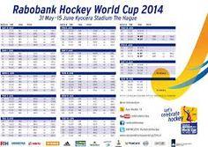 hockey worldcup 2014 den haag - Google zoeken
