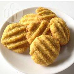 Rezeptbild: Sequilhos (Brasilianische Kekse aus Maismehl)