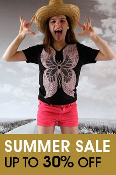 Summer sale up to 30%