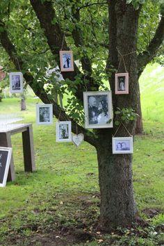 Wedding family tree
